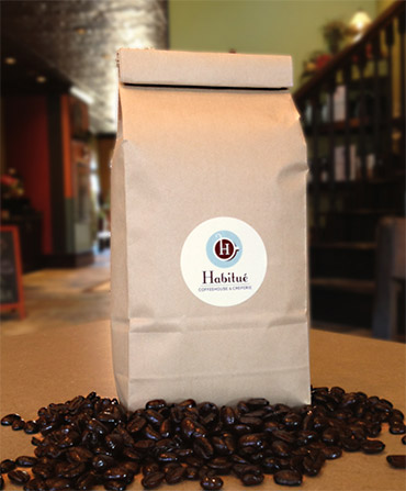 Habitue Coffeehouse & Bakery - Coffee Grounds