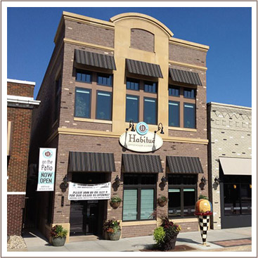 Habitue Coffeehouse & Bakery - Relaxing Coffee Shop