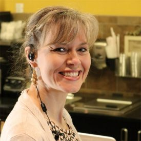 Habitue Coffeehouse & Bakery – Sheila LaBreche – Administrative Assistant