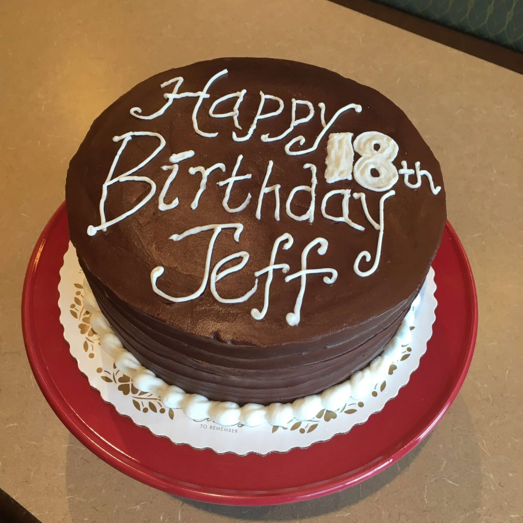 Habitue Coffeehouse Cakes to Remember All Occasion Birthday Cakes - Chocolate Cake