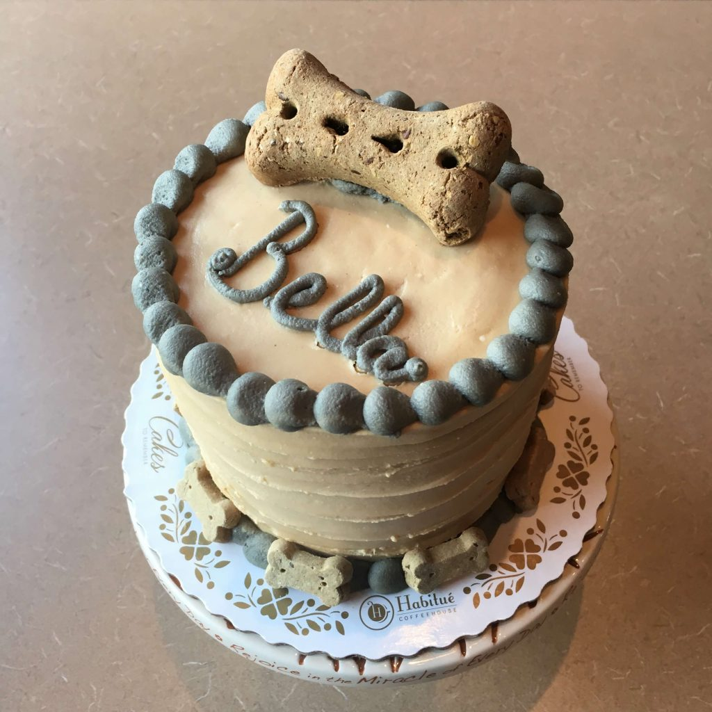Habitue Coffeehouse Cakes to Remember All Occasion Cakes - Dog Cake