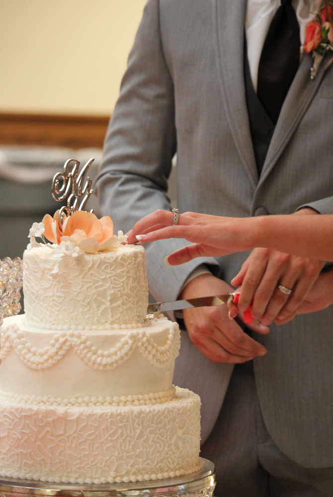 Habitue Coffeehouse Cakes to Remember Wedding Cakes - Bride and Groom Cakes