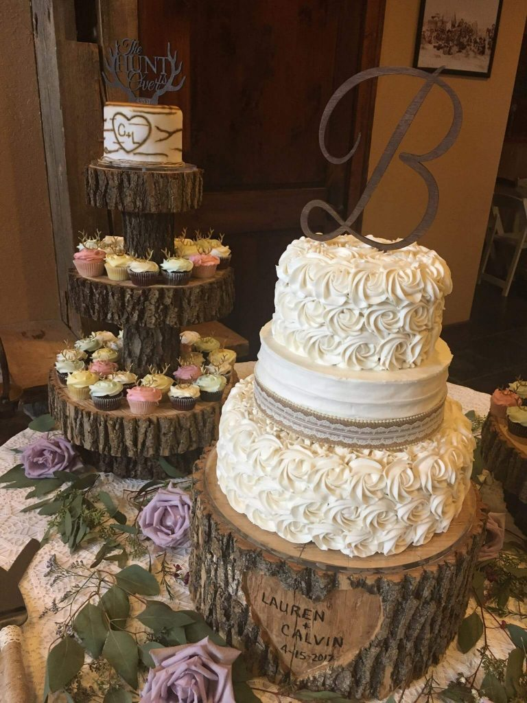 Habitue Coffeehouse Cakes to Remember Wedding Cakes - Cupcakes