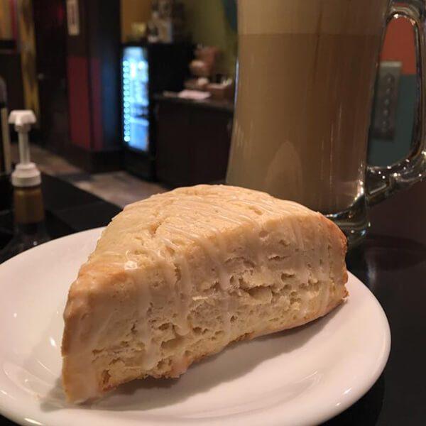 Scones- Pastries For Sale Habitue Coffeehouse in LeMars, Iowa