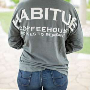 Habitue Coffeehouse & Bakery Apparel