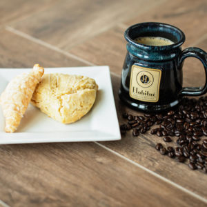 Habitue Coffeehouse Mug | Bakery and Pastry