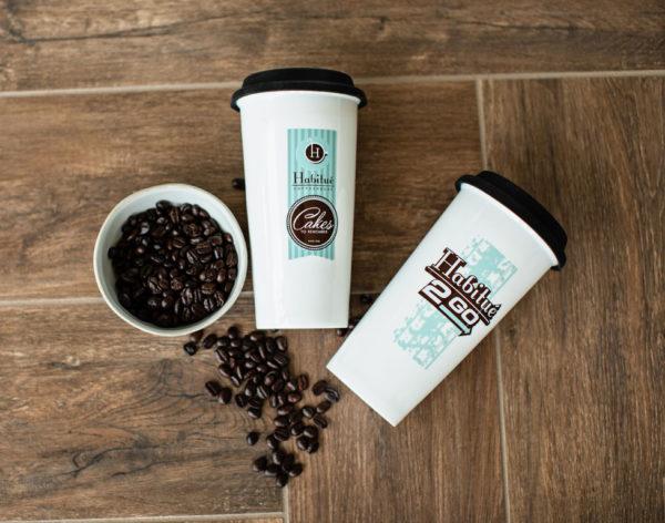 Habitue Coffeehouse Mug | Habitue 2 GO