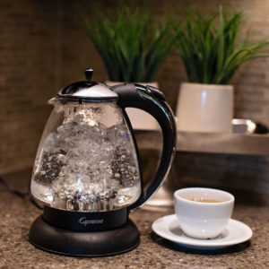 capresso hot water kettle