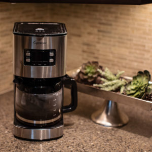capresso coffee brewer