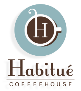Habitue Coffee House | Homepage Logo
